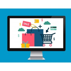 Setup E-commerce...